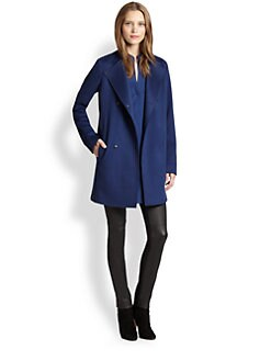 Akris Punto - Double-Breasted Wool Coat