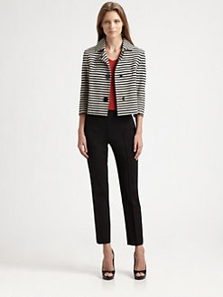 Akris Punto - Striped Jacket