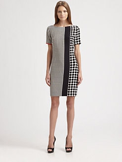 Akris Punto - Silk Dot Dress