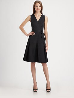 Akris Punto - Belted Dress
