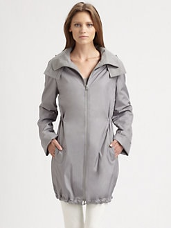 Akris Punto - Quilted Techno Parka