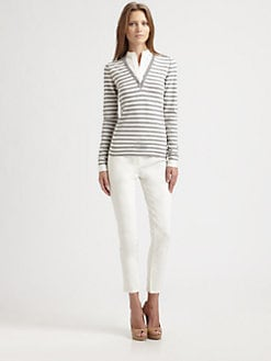 Akris Punto - Striped Sweater