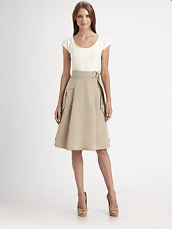 Akris Punto - Parachute-Skirt Dress