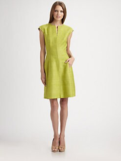 Akris Punto - Silk Dress