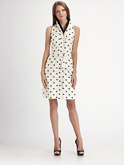 Akris Punto - Polka Dot Dress