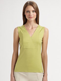 Akris Punto - V-Neck Shell