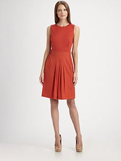 Akris Punto - Pleated Dress