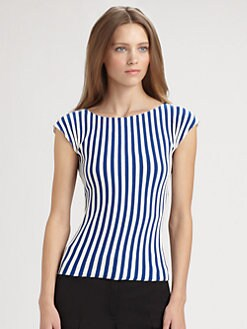 Akris Punto - Striped Top
