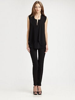 Akris Punto - Stretch Knit Gilet