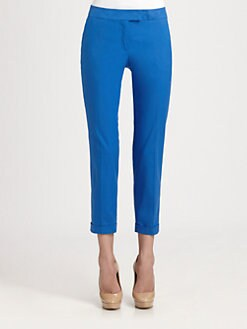 Akris Punto - Cropped Frankie Pants