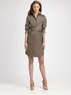 Akris Punto - Waist Wrap Dress