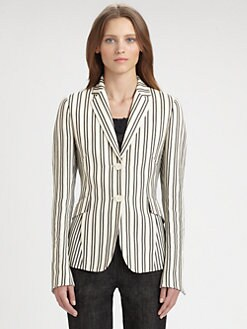Akris Punto - Striped Blazer