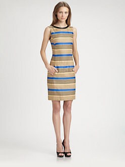 Akris Punto - Multi-Stripe Dress