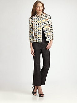 Akris Punto - Facade Print Jacket