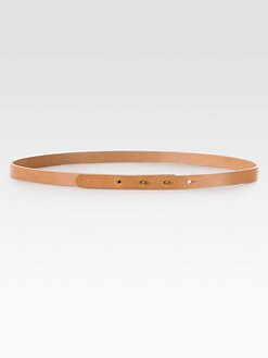 Akris Punto - Leather Belt