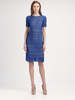 Akris Punto - Lace Dress