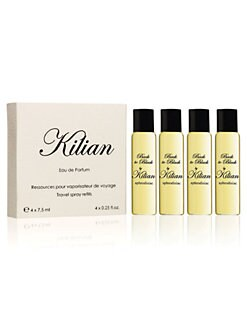 Kilian - Back To Black Aphrodisiac Eau de Parfum Travel Spray Refills