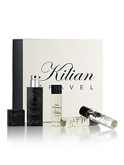Kilian - Sweet Redemption, The End Atomizer & 4 Refills                            Set
