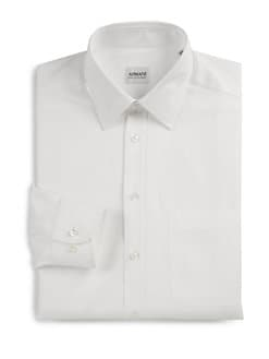 Armani Collezioni - Classic-Fit Dress Shirt