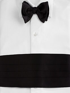 Molly Rodgers - Satin Cummerbund Set