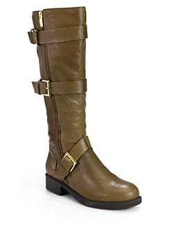 Pour La Victoire - Voxen Multistrap Tall Boots