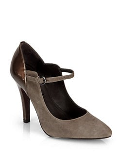 Luxury Rebel - Kenia Mary-Jane High Heel Pumps