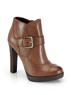 Luxury Rebel - Pandora Platform Ankle Boots