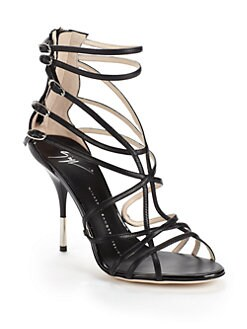 Giuseppe Zanotti - Strappy Buckle Sandals