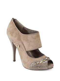 Joan & David - Ovena Peep Toe Pumps