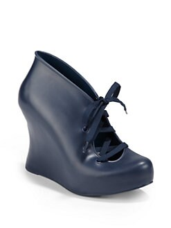 Melissa - Feeling Lace-Up Ankle Boots