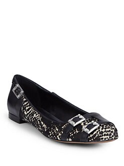Rachel Zoe - Lindsey Calf Hair Ballet Flats