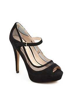 Pour La Victoire - Anabelle Platform Pumps