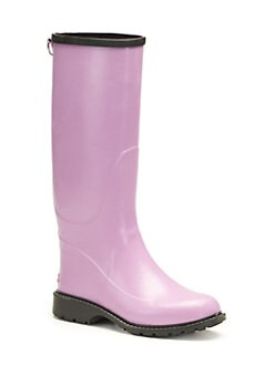 Maniera Boots - Aquarelle Classic Rain Boots/Violet
