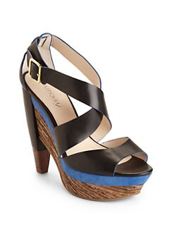 Boutique 9 - Umberta Mixed-Media Sandals