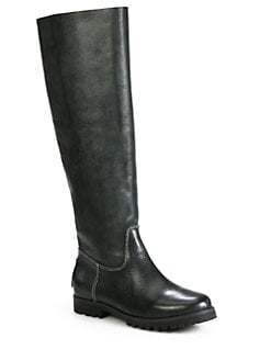 Pour La Victoire - Nolita Tumbled Wax Leather Boots