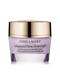 Estee Lauder - Advanced Time Zone Night Age Reversing Line/Wrinkle Creme/1.7 oz.