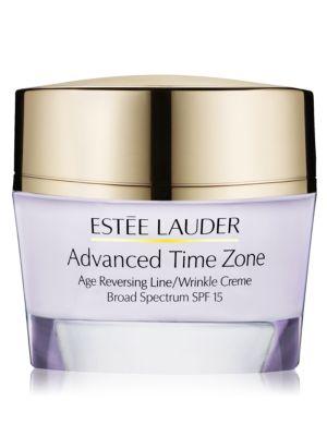 Advanced Time Zone Age Reversing Line/Wrinkle Creme Broad Spectrum SPF 15/1.7 oz.