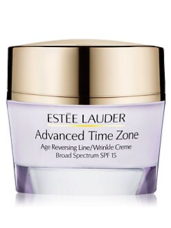 Estee Lauder - Advanced Time Zone Age Reversing Line/Wrinkle Creme Broad Spectrum SPF 15/1.7 oz.