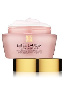Estee Lauder - Resilience Lift Night Firming/Sculpting Face and Neck Creme/1.7 oz.