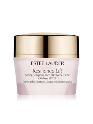 Resilience Lift Firming/Sculpting Face and Neck Creme Oil-Free Broad Spectrum SPF 15/1.7 oz.