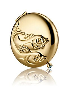 Estee Lauder - Pisces Zodiac Powder Compact