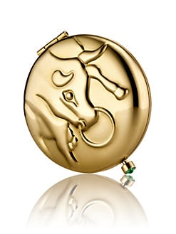 Estee Lauder - Taurus Zodiac Powder Compact