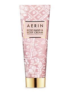 Aerin - Rose Hand & Body Cream\4.2 oz.
