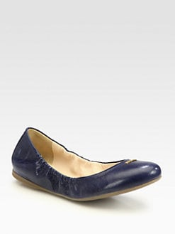 Prada - Leather Ballet Flats