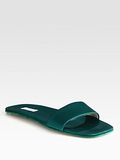 Prada - Raso Slippers