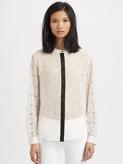 Blouse by Amber Perley