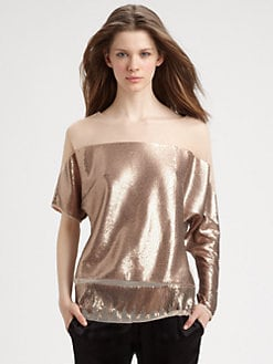 Fashion Star - Asymmetric Top By Silvia Arguello