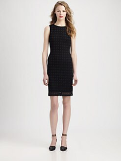 Hunter Bell - Short Textured Dress