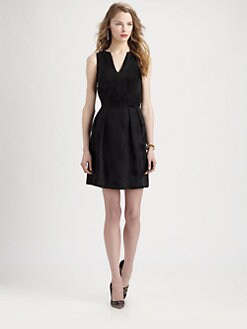 Hunter Bell - Short Organza Dress