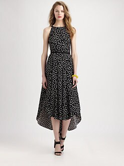 Hunter Bell - Polka Dot Dress